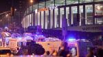 Impactante: así se sintió la explosión en plena transmisión en vivo [VIDEO] - Noticias de vodafone