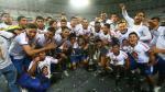 Copa Perú: la celebración y vuelta olímpica del flamante campeón Sport Rosario - Noticias de coki gonzales