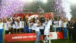 ¡DE PRIMERA! Sport Rosario ganó a Racing y es el campeón de la Copa Perú - Noticias de luis horna