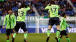 Golazo tras gran jugada colectiva y festejo a lo Cristiano Ronaldo [VIDEO] - Noticias de jeonbuk hyundai