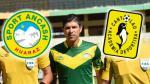Segunda División: Ronaille Calheira sería baja en Sport Áncash ante Cantolao - Noticias de oscar gonzalez