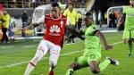 Atlético Nacional perdió 4-0 y Santa Fe es finalista de la Liga Águila - Noticias de jonathan ramos