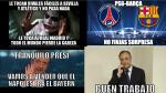 Los mejores memes tras el sorteo de octavos de final en la Champions League - Noticias de paris saint germain