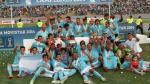 Sporting Cristal: el club celeste cumple 61 años de gloria - Noticias de descentralizado 2013
