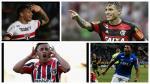 Con Guerrero y Cueva: conoce a los 20 mejores extranjeros del Brasileirao 2016 - Noticias de ricardo mena