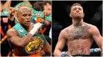 """Floyd Mayweather: """"Voy a abofetear a Conor McGregor cuando lo vea"""" - Noticias de eddie alvarez"""