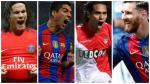 ¿Quién es el hispanoamericano con mejor promedio de gol en Europa? - Noticias de uefa