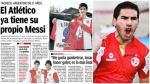 Alianza Lima: Pacheco y el día que lo llamaron el 'nuevo Messi' [VIDEO] - Noticias de rodrigo messi