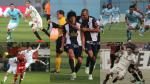 Descentralizado: estos fueron los mejores partidos de la temporada (VIDEOS) - Noticias de santos vilchez