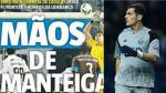 """""""Manos de mantequilla"""": ¿qué respondió Casillas sobre portada de diario portugués? - Noticias de real madrid iker casillas"""