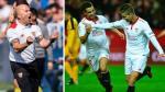 Máquina de goles: Sevilla anotó 4 en ¡10 minutos! y así gritó Sampaoli [VIDEO] - Noticias de luciano vietto