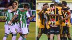 The Strongest igualó 1-1 con Oriente Petrolero por Liga de Bolivia - Noticias de suarez escobar