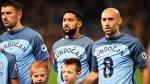 Todos son Gündogan: el detalle del Manchester City con su compañero lesionado - Noticias de ilkay gundogan