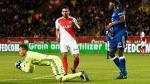 Con Falcao: AS Mónaco cayó derrotado 3-1 ante Olympique Lyon por la Ligue 1 - Noticias de leonardo jardim