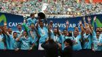 Sporting Cristal: la eufórica celebración con el título nacional 2016 - Noticias de grupo oviedo