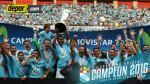 Sporting Cristal campeón 2016: los festejos durante la coronación - Noticias de mariano melgar