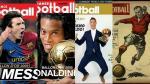 France Football: todas las portadas con los ganadores del Balón de Oro - Noticias de michel platini