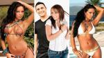¡Puras diosas! El 11 ideal de las novias de los cracks de La Liga en el 2016 - Noticias de fútbol costarricense