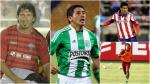 ¿Vílchez a Jaguares? Peruanos que jugaron en el extranjero con 30 años o más - Noticias de aldo olcese