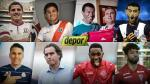 Fichajes 2017: altas, bajas y rumores del mercado de pases del fútbol peruano - Noticias de giancarlo diaz