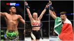 Valentina Shevchenko: los peleadores latinos que más destacaron en el 2016 - Noticias de fabricio werdum