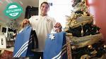 Aldo Corzo cumplió su gran sueño de llegar a Universitario de Deportes - Noticias de copa oro a