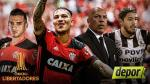 Copa Libertadores 2017: ¿qué rivales les tocó a los peruanos en el extranjero? - Noticias de cristal atletico paranaense