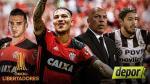 Copa Libertadores 2017: ¿qué rivales les tocó a los peruanos en el extranjero? - Noticias de zamora vs deportes iquique
