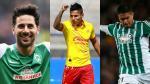 Pura calidad: Ruidíaz, Vargas y 5 golazos peruanos en el extranjero en 2016 [VIDEO] - Noticias de bundesliga
