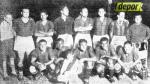 Selección Peruana: a 80 años de su primer partido de noche (con camiseta de San Lorenzo) - Noticias de lorenzo palacios
