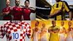 Admiradas por hinchas en todo el mundo: las 15 mejores camisetas del año 2016 - Noticias de fotos copa américa 2016