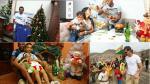 Descentralizado: los jugadores y sus recuerdos nostálgicos de Navidad - Noticias de luis guadalupe