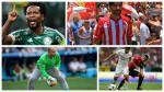 Viejos los cerros: Abreu y los futbolistas que siguen jugando con 40 años o más - Noticias de walter ibanez