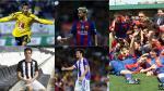 ¿Qué fue de la vida de los jugadores que acompañaron a Messi en La Masía del Barza? - Noticias de cesc fabregas