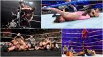Las diez peleas más electrizantes del 2016 en la WWE - Noticias de aj lee