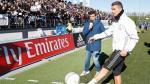 Por Año Nuevo: Real Madrid tuvo último entrenamiento de 2016 frente a sus hinchas - Noticias de luka modric
