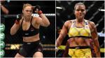Rousey vs Nunes: ¿quién es favorita en las apuestas para ganar el UFC 207? - Noticias de brandon lee