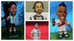 Obras de arte: Messi, Cueva, Pirlo y los personajes del fútbol hechos de plastilina - Noticias de jorge messi