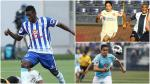 Copa Libertadores 2017: pasaron por el Perú y estarán en el torneo este año - Noticias de robinson aponzá