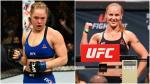UFC: Valentina subió al primer puesto del ranking tras nocaut sobre Ronda - Noticias de ronda rousey