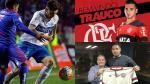 Vargas y los laterales zurdos más destacados de la Libertadores 2017 - Noticias de juan manuel olivera