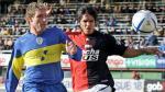 El espectacular golazo de Vargas a Boca Juniors que silenció La Bombonera - Noticias de colón de santa fe