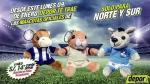 Depor lleva al norte y sur las mascotas oficiales de Alianza, Universitario y Cristal - Noticias de paulo albarracin