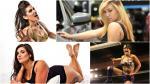 Las cuatro estrellas que fichó la WWE para reforzar su división femenina - Noticias de julia zlobina