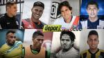 Fichajes 2017: altas, bajas y rumores del mercado de pases del fútbol peruano - Noticias de marcos huaman