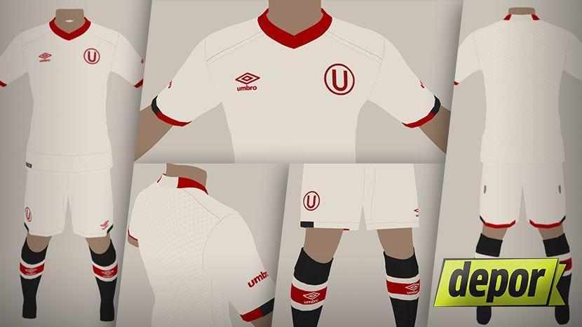 Universitario de Deportes anuncia nueva piel para la temporada 2017 ... c932397b0b701